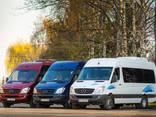Оренда автобусів, міжнародне перевезення - фото 1