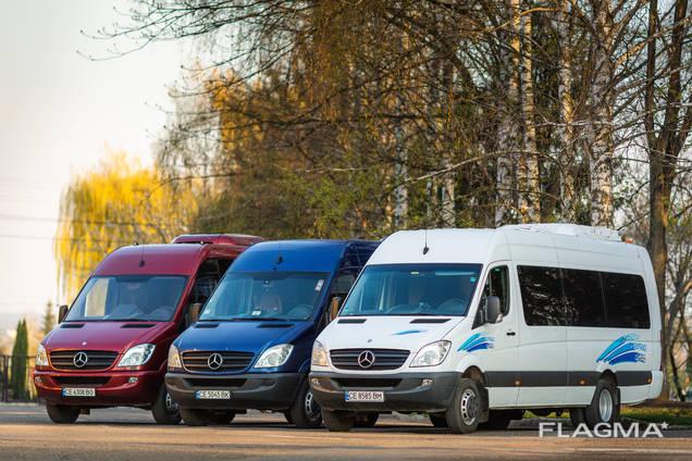 Оренда автобусів, міжнародне перевезення