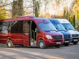Оренда автобусів, міжнародне перевезення - фото 2