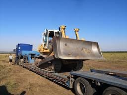 Оренда бульдозера Liebherr 732, 21 тона, відвал 3, 6 м