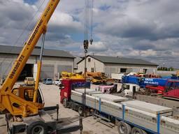 Оренда, послуги (аренда) автокрана xcmg 12 тонн 30 метрів