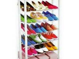 Органайзер для обуви Amazing Shoe Rack на 21 пару (полка для