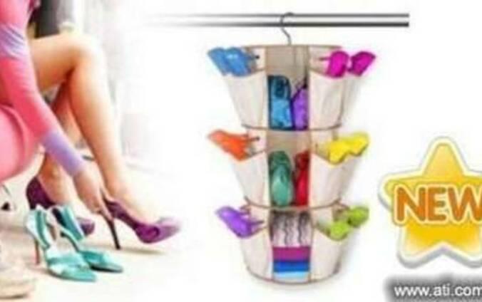 Органайзер для обуви и вещей Smart Carousel Organizer