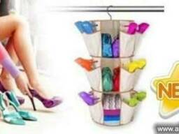 Органайзер для обуви и вещей Smart Carousel Organizer - фото 1