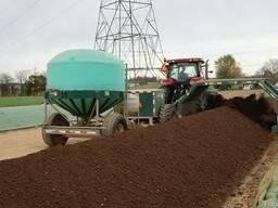 Органическое удобрение - гумифицированный компост