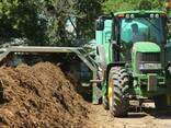Органическое удобрение - гумифицированный компост - фото 3