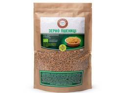 Органическое зерно пшеницы для проращивания, отваров и настоев