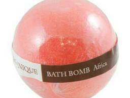 Organique шипучий шар для ванны африка 170г