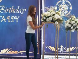 Организации дня рождения или юбилея
