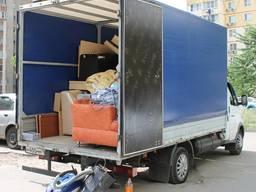 Организация переезда, вещей, квартиры, офиса Бровары.