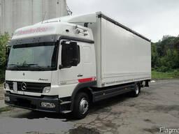Организация перевозок Ваших грузовпо Городу и Украине.