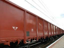 Организация перевозок ЖД транспортом
