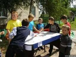Організація свят прокат дитячих ігрових атракціонів
