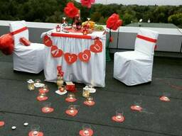 Организация уникальных романтических свиданий в Днепре