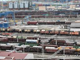 Организация ж. д. перевозок и предоставления вагонов.