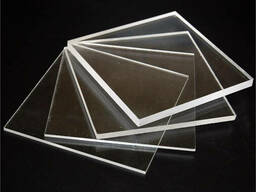 Оргстекло (акрил) толщина 3 мм распродажа остатков