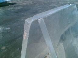 Оргстекло блочное тол 25 - 100 мм