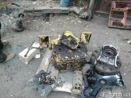 Zetor 5201 Насос масляный с клапаном и трубкой маслозаборник