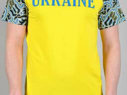 Оригинальная Футболка Bosco Sport желтая (Новая коллекция)