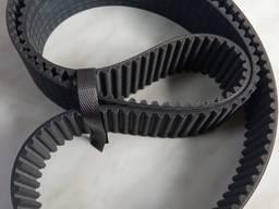 Оригінальний ремінь зубчастий GT8 B8 L1512 (Zahnriemen GT8 B8 L1), арт. №157275. Poly-clip