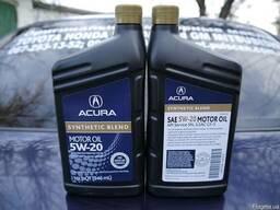 Оригинальное моторное масло Acura SAE 5w-20,946мл