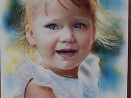 Оригинальный подарок портрет по фото
