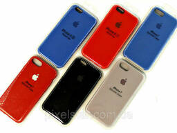 Оригинальный силиконовый чехол Silicon Case iPhone 8 Plus. ..