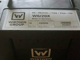 Дорожные резцы wirtgen group