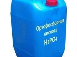 Ортофосфорная (85%) и лимонная кислоты