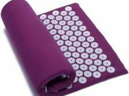 Ортопедический массажный коврик Acupressure mat с подушкой