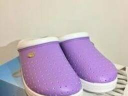 Ортопедичні сандалі Adaco Glicine (закриті)