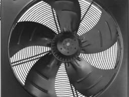 Осевой вентилятор Sigma 600 с монтажной пластиной