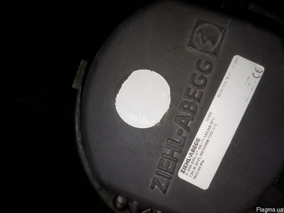 Осевой вентилятор. Ziehl-abegg FC091 SDS 7QV7