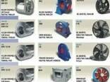 Осевой вентилятор для охлаждения оборудования - фото 1