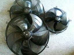 Осевые вентиляторы , Промышленные вентилятоы