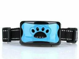 Ошейник антилай ультразвуковой вибрационный для маленьких и средних собак Pecute Y-7. ..