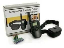 Ошейник для тренировки собак Remote Pet Training Collar