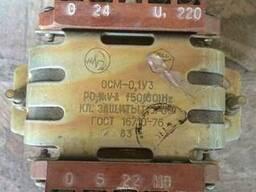ОСМ-0,1У3 Унифицированные трансформаторы типа