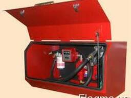 Оснастка для топливозаправщика