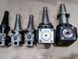 Оснастка фрезерная с хвостовиком ИСО-30 (ISO-30)