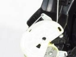 Основной рычаг заслонки отопителя, печки Nissan Leaf ZE0. ..