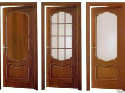 Особенности межкомнатных дверей из экошпона