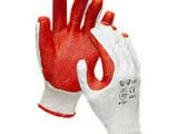Особо прочные нитриловые, бензо-маслоустойчивые перчатки