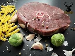 Мясо оленя, косули и дикого кабана