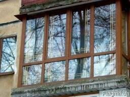 Остекление балкона, лоджии, террасы