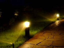 Освещение Территории Прожектор/Светильник