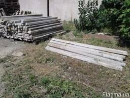 Отборные бетонные виноградные столбики ж.б