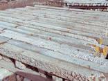 Отборные столбики б у без посредников на забор рабица бетонные столбы - фото 2