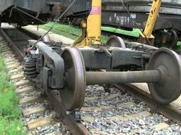 Отцепочный ремонт железнодорожных грузовых вагонов