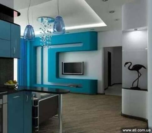 Отделка квартир, домов, офисов